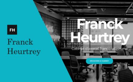 .Franck Heurtrey - Avocat aux Barreaux de Lyon et Düsseldorf (Allemagne)