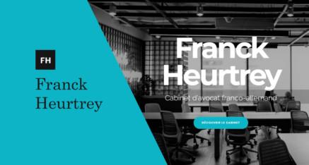 Franck Heurtrey - Avocat aux Barreaux de Lyon et Düsseldorf (Allemagne)