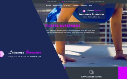 .Laurence Broussier - Coach Pilates et Bien être