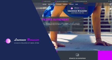 Laurence Broussier - Coach Pilates et Bien être