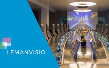 .Site institutionnel Lémanvisio