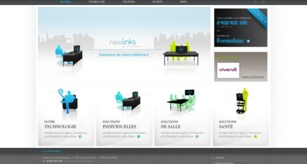 NéoLinks, Solution de visio conférence