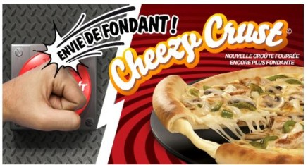 Emailings Pizza Hut